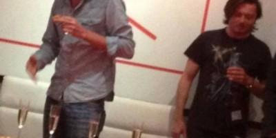 FOTO: Daft Punk sin cascos