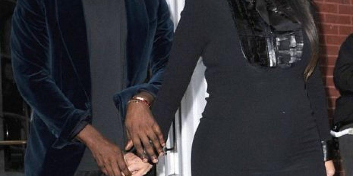 Kim Kardashian revela el nombre de su bebé