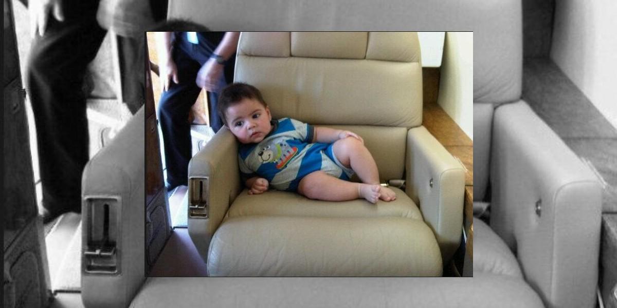 FOTO: Así está de grande el hijo de Shakira y Piqué