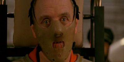 Durante las grabaciones de El Silencio de los Inocentes, Hannibal Lecter, papel que realiza Anthony Hopkins, nunca parpadea. Foto:Especial
