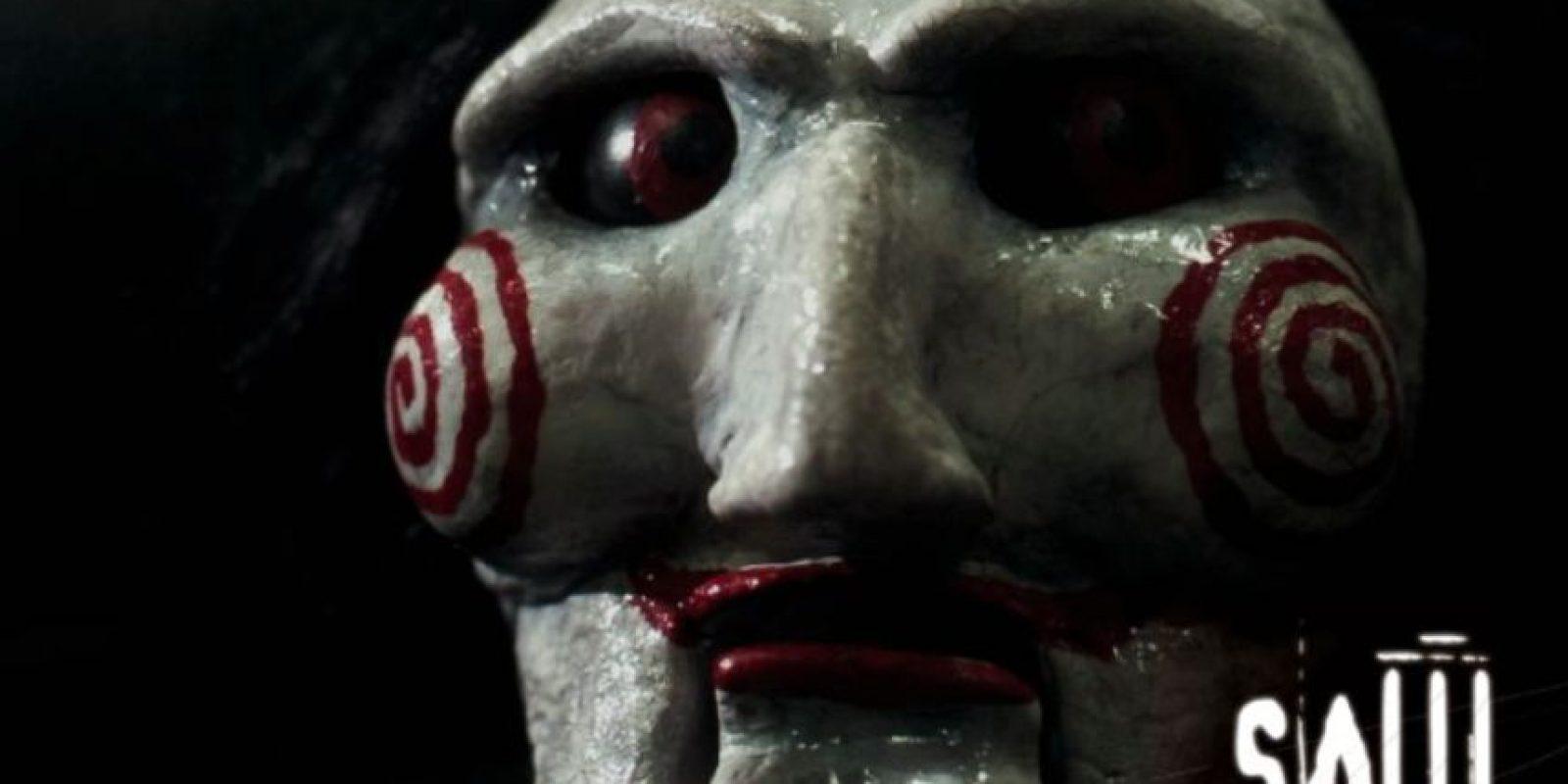 Juegos Macabros: La venta de tickets de esta película sobrepasó el billón de dólares, convirtiéndose en uno de los films más taquilleros de terror a nivel mundial. Foto:Especial