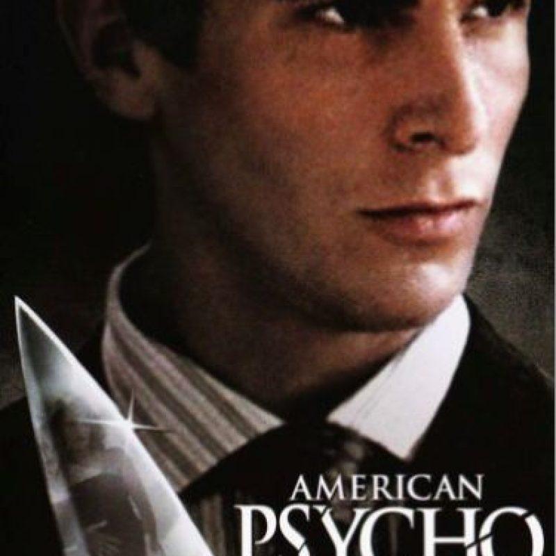 Durante la grabación en la escena del baño, de la película American Psycho, todas las mujeres del set de grabación se acercaron a ver como Christian Bale se bañaba. Foto:Especial