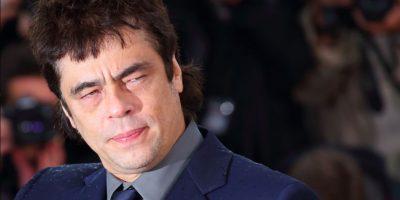 Benicio del Toro es uno de los mayores talentos de Hollywood, y tuvo affaires con Scarlett Johansson y Kimberly Stewart. Foto:Getty Images