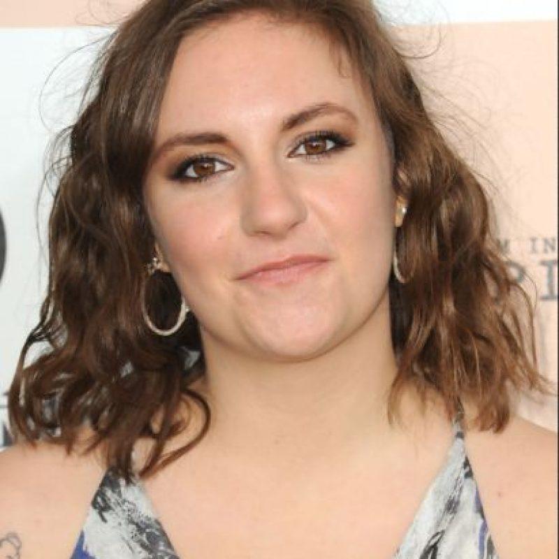 """Lena Dunham es la creadora, directora y protagonista de """"Girls"""". Foto:Getty Images"""