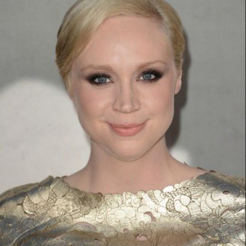 """Les presentamos a Gwendoline Christie, o la hombruna Brienne de Tarth en """"Game of Thrones"""". Foto:Getty Images"""
