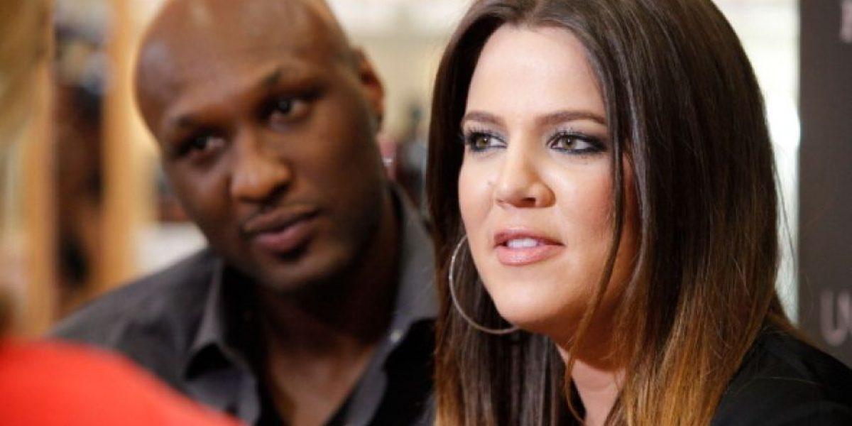 Khloé Kardashian no quiere que los rumores afecten a Lamar