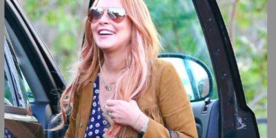FOTOS: Lindsay Lohan termina su etapa en rehabilitación