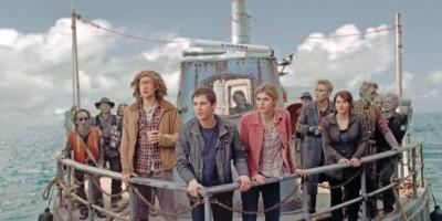 Percy Jackson regresa con monstruos y zombis