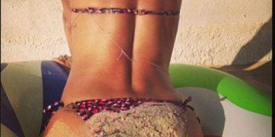 Famosos mostrando su cuerpo de verano