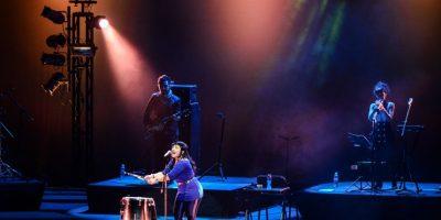 Carla Morrison unió corazones durante su concierto