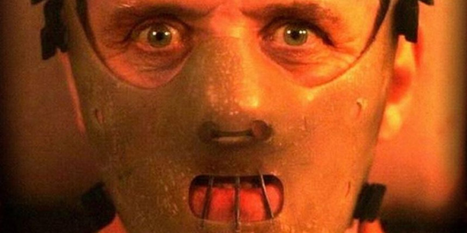 Las máscaras más famosas de las películas de terror El silencio de los inocentes Foto:Especial