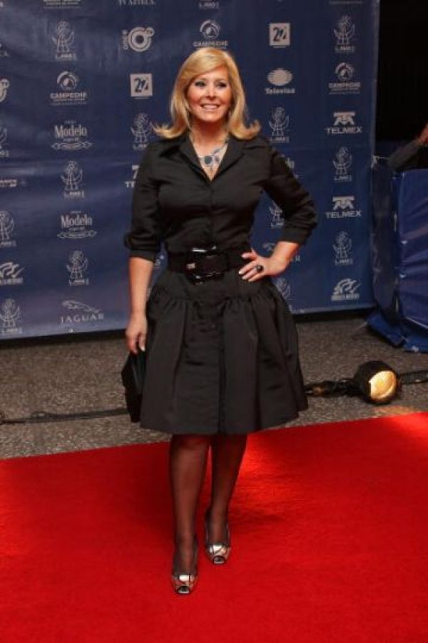 La actriz de 58 años, Margarita Gralia. Foto:Getty Images