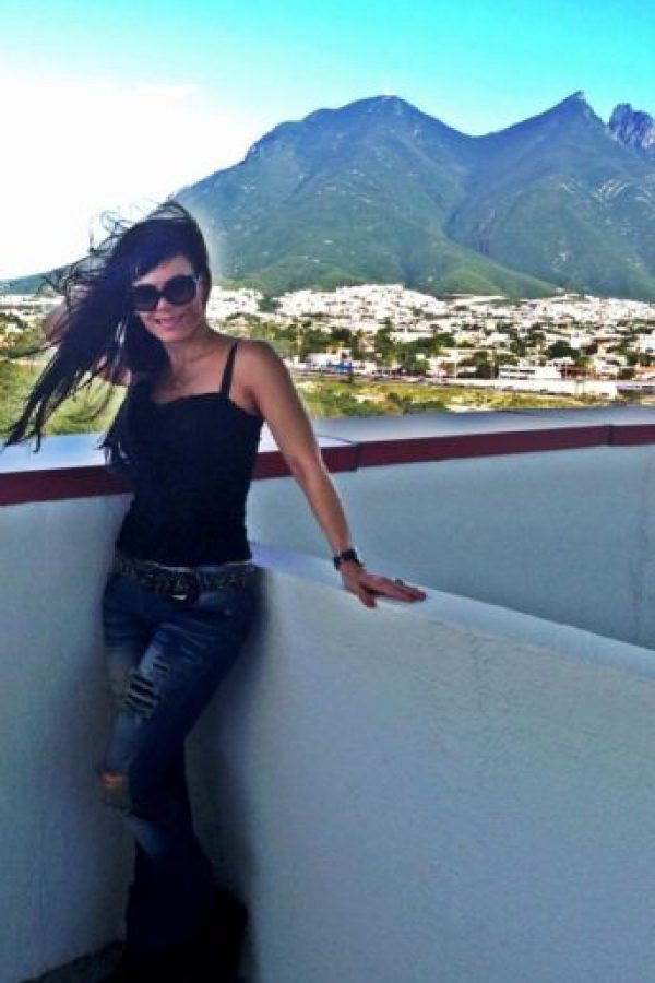 La actriz Maribel Guardia. Foto:Twitter