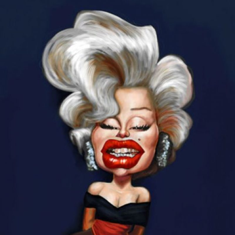 Marilyn Monroe Foto:Nelson Santos