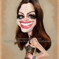 Anne Hathaway Foto:Nelson Santos