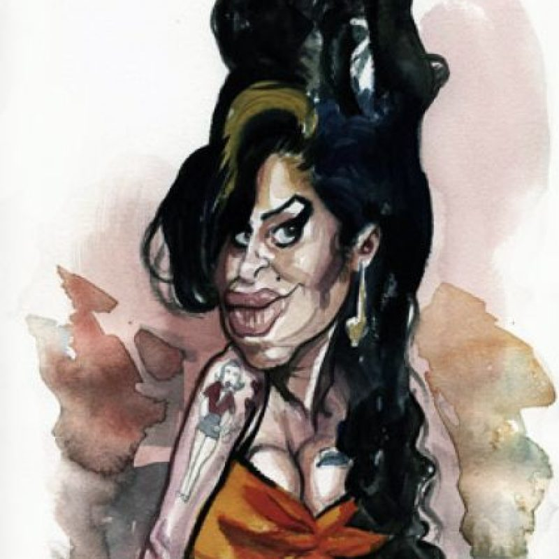 Amy Winehouse Foto: Nelson Santos
