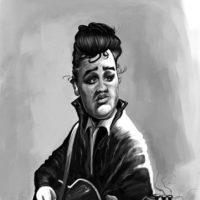 Elvis Presley Foto:Nelson Santos