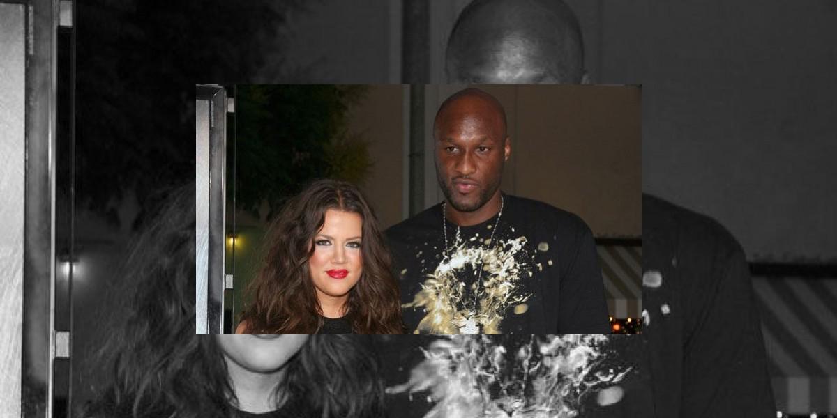 Infidelidad nueva de Lamar, esposo de Khloé Kardashian