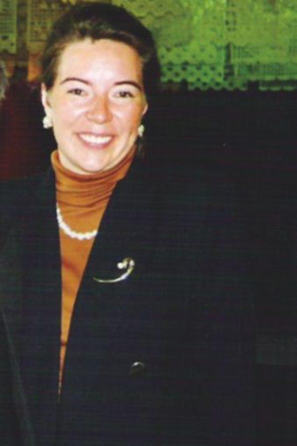 Doctora María Olvido Moreno Guzmán, especialista en arte plumario. Foto:Cortesía
