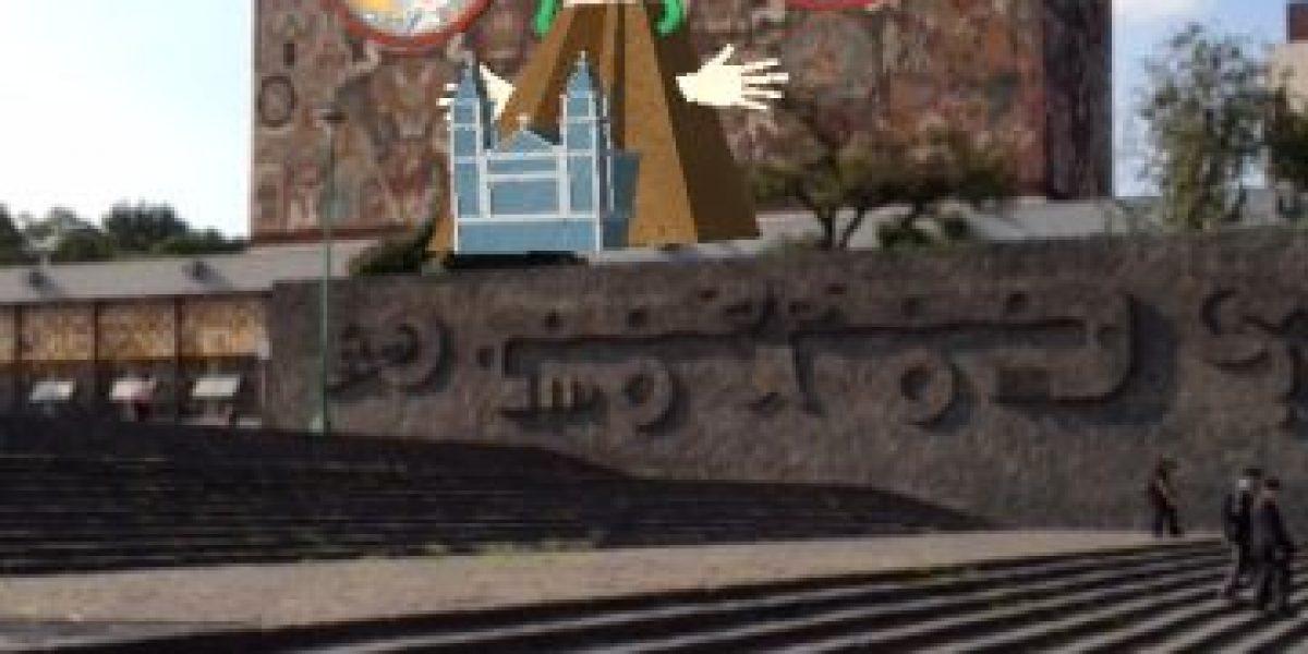 FOTOS: Murales CU, una App creada en UNAM Mobile presentado por Telcel