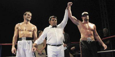 FOTOS: Gabriel Soto vence a Marcus en pelea de box