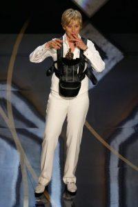 La octogésima sexta entrega de los Premios de la Academia será dirigida por Ellen DeGeneres. Foto:Cortesía