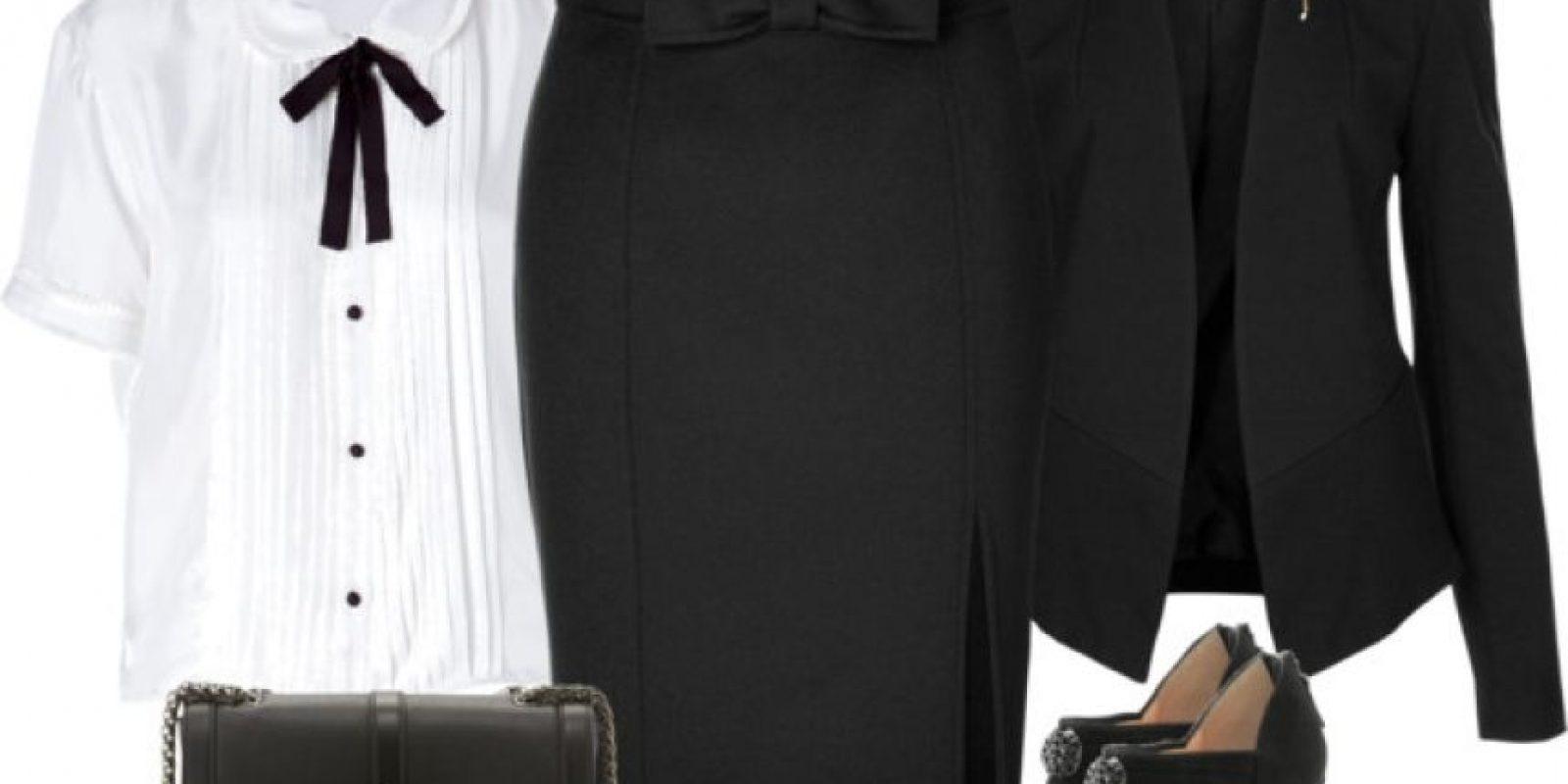 Ocho Prendas Básicas Para Vestir En La Oficina Publimetro