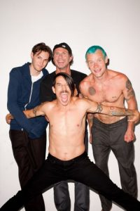 Red Hot Chili Peppers.