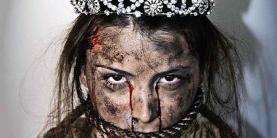Protesta Miss Venezuela contra Nicolás Maduro