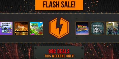 Flash Sale es la promoción. Foto: PlayStation