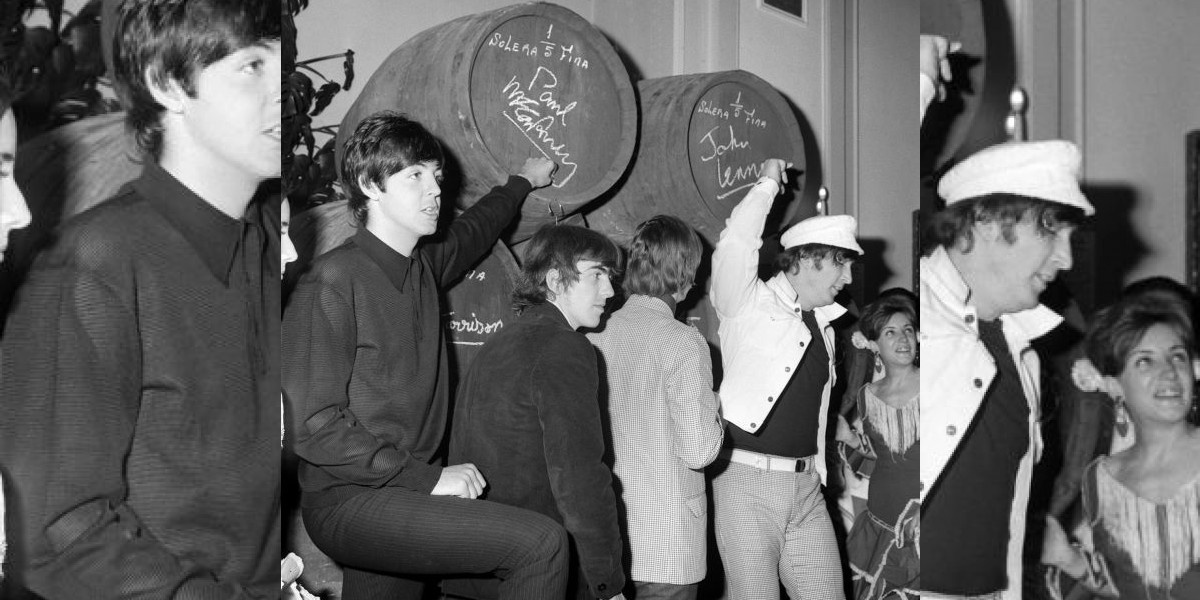 Autógrafo de los Beatles es subastado en Nueva York