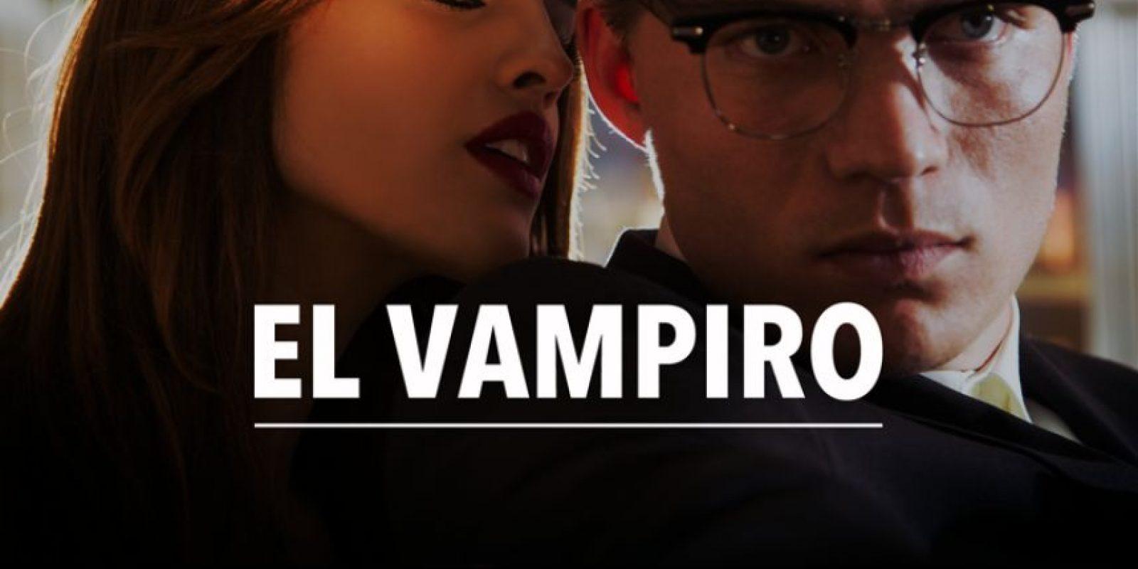 """""""Del Crepúsculo al Amanecer"""" Foto:Netflix"""
