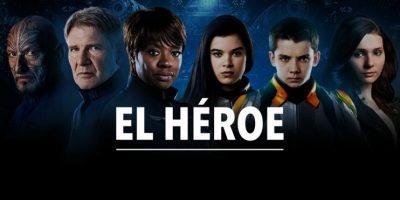 """El Juego de Ender"" Foto:Netflix"