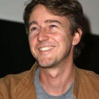 Edward Norton. Es escritor y activista social y ambiental. Estudió historia del arte en la Universidad de Yale. Foto:Getty