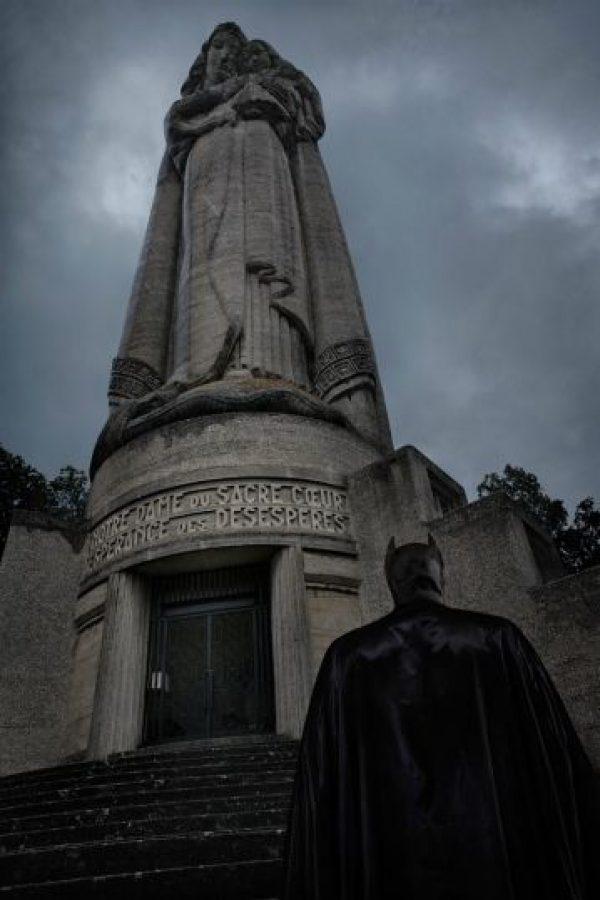 Batman Foto:Benoit Lapray