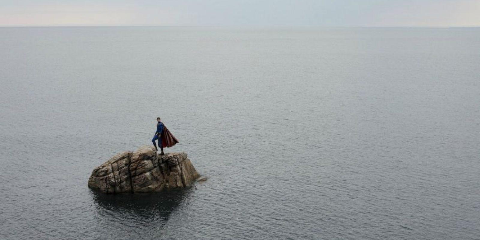 Superman Foto:Benoit Lapray