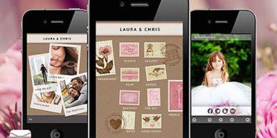 Appy Couple: con esta app pueden tener su propia aplicación para su boda. Solamente deben descargarla y les permitirá crear su propio sitio web Foto:App Store