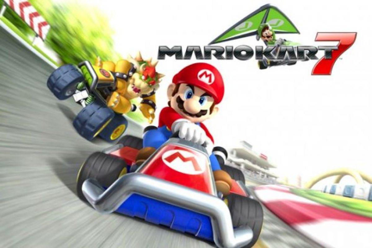 Mario Kart 7 (2011) – Nintendo 3DS Foto:Nintendo
