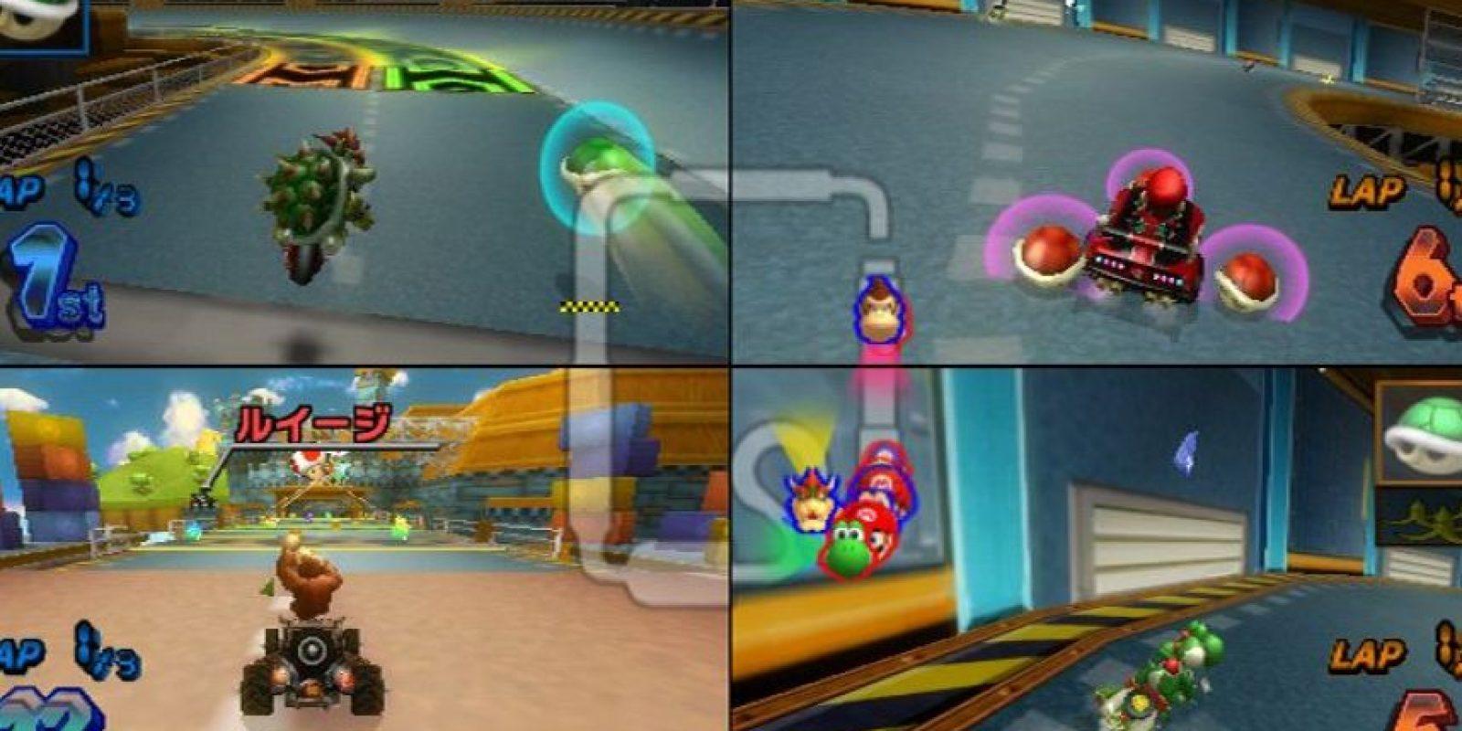 Mario Kart Wii (2008) – Wii Foto:Nintendo