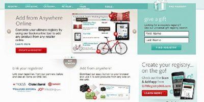 Gift Registry 360: Es aplicación revolucionó las listas de regalos, ya que se puede hacer de manera digital y agregar todas las sugerencias que tengan. Foto:App Store