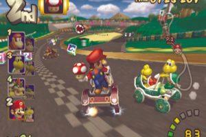 Mario Kart: Double Dash!! (2003) – Nintendo GameCube Foto:Nintendo
