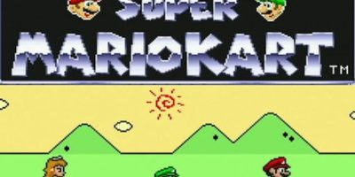 Super Mario Kart (1992) – NES Foto:Nintendo