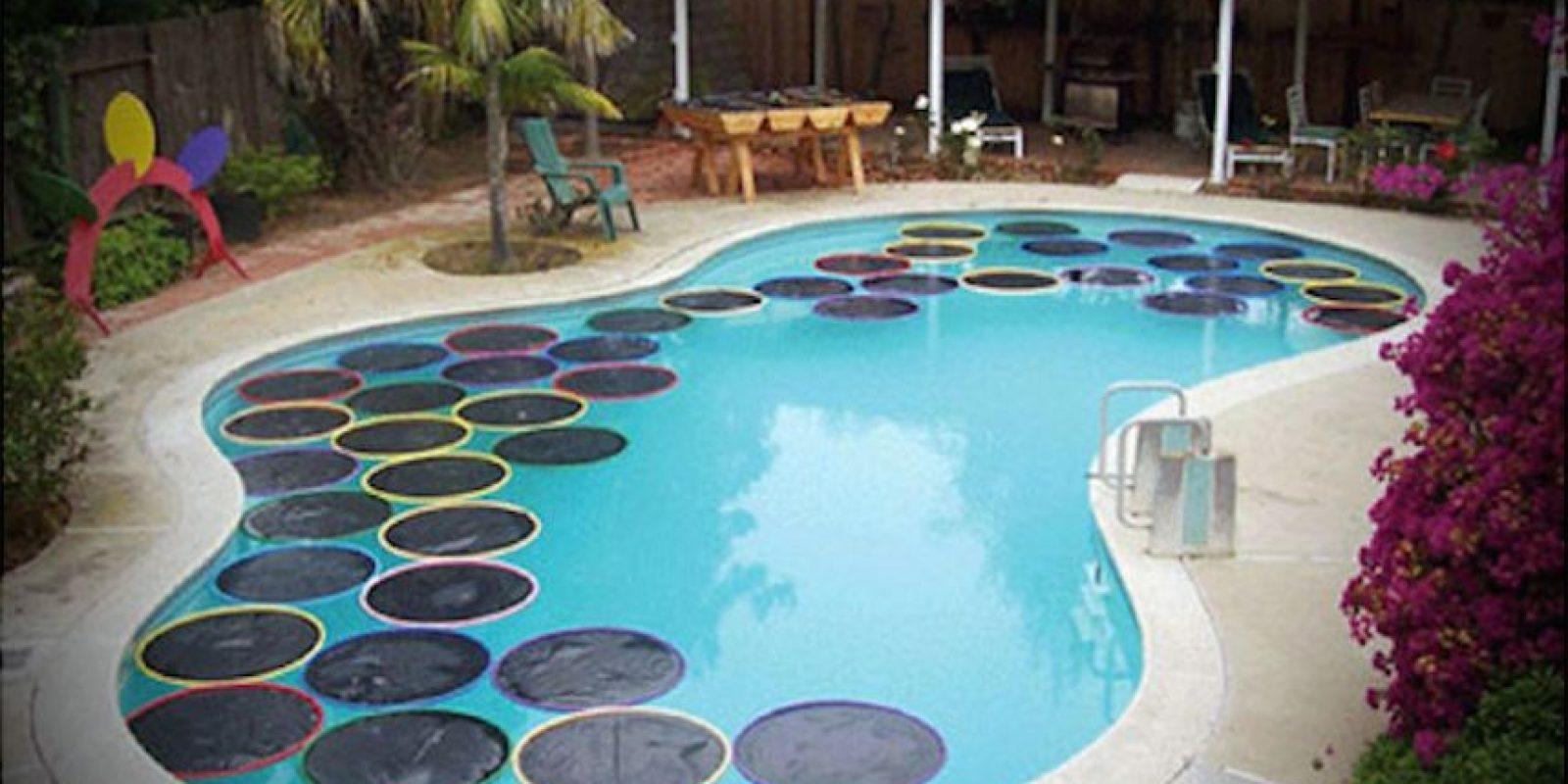 Video c mo calentar el agua de una piscina sin gastar for Calentar piscina