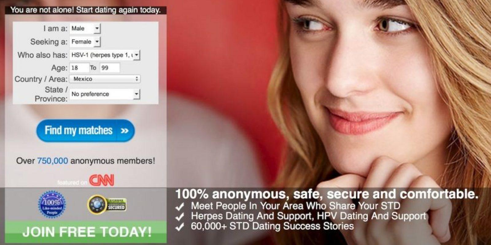 Infecciones venereas herpes dating