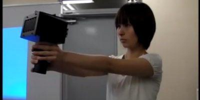 Pistola en Japón calla a la gente indeseable