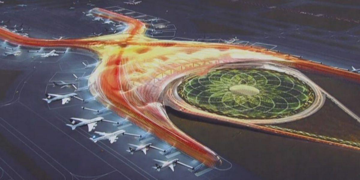 Nuevo Aeropuerto de la Ciudad de México listo hasta 2020