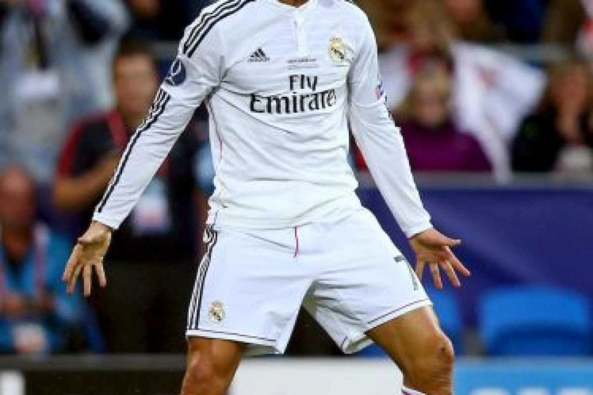 2) Cristiano Ronaldo (Real Madrid) 92 puntos Foto: Getty Images. Imagen Por: