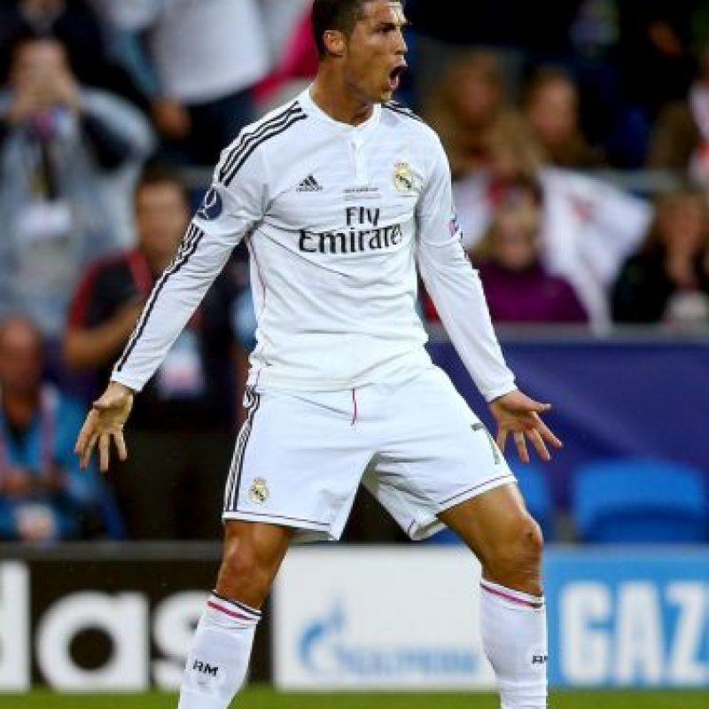 2) Cristiano Ronaldo (Real Madrid) 92 puntos Foto:Getty Images. Imagen Por: