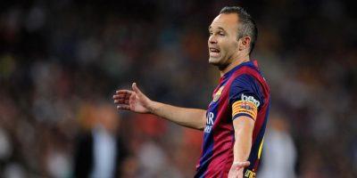5) Andrés Iniesta (Barcelona) 89 puntos Foto:Getty Images. Imagen Por: