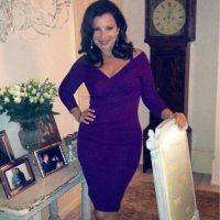 La actriz padeció cáncer de útero Foto:Instagram